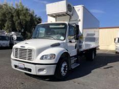 2016 Freightliner refrigerated truck