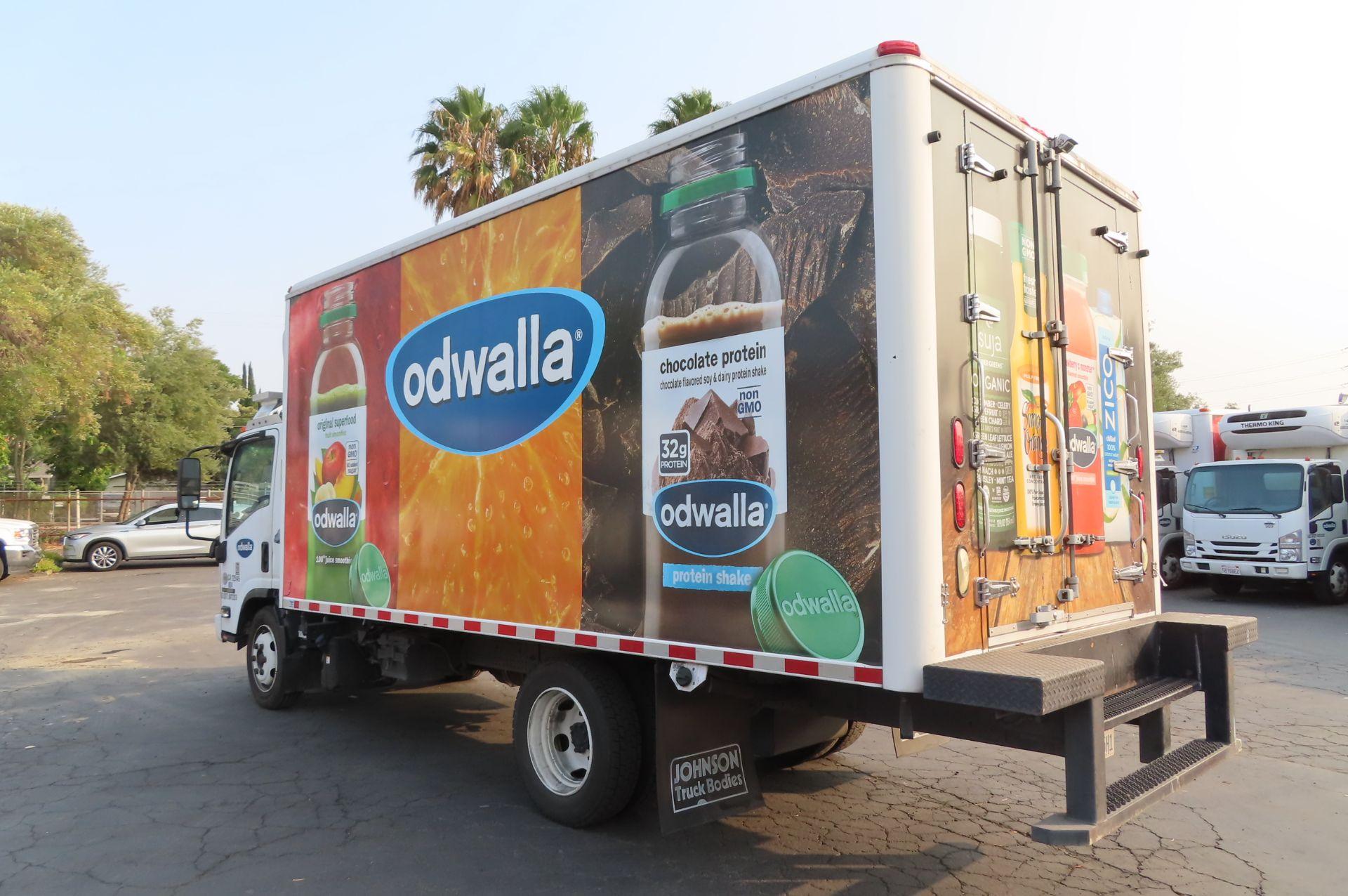 2013 Isuzu refrigerated truck - Image 4 of 10
