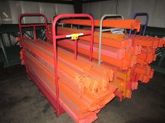 Lot of (4) Metal Flat bed Trucks