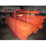 Lot of (4) Metal Flat bed Trucks