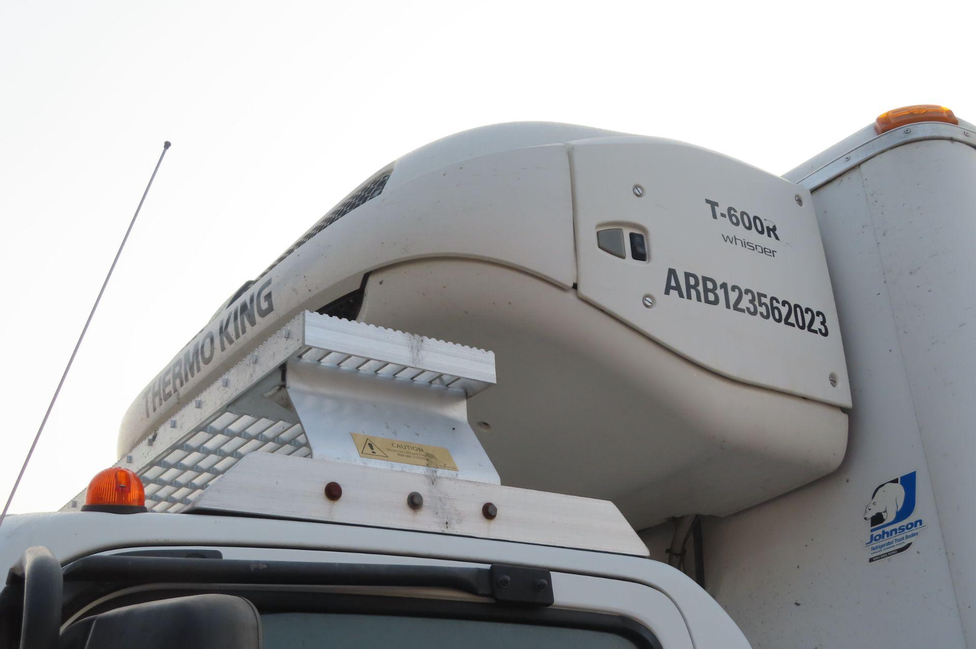 2013 Isuzu refrigerated truck - Image 8 of 9