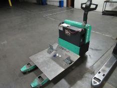 Mitsubishi Electric Pallet Mover