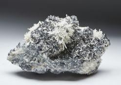 Naturalia A specimen of lead ore Bulgaria .