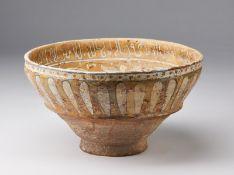 Arte Islamica A large minai pottery bowl Persia, 13th century .