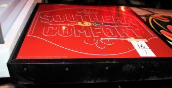 Southern Comfort Lighed Signs