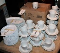 New Cups & Saucers