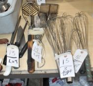 ASSTD. KITCHEN UTENSILS