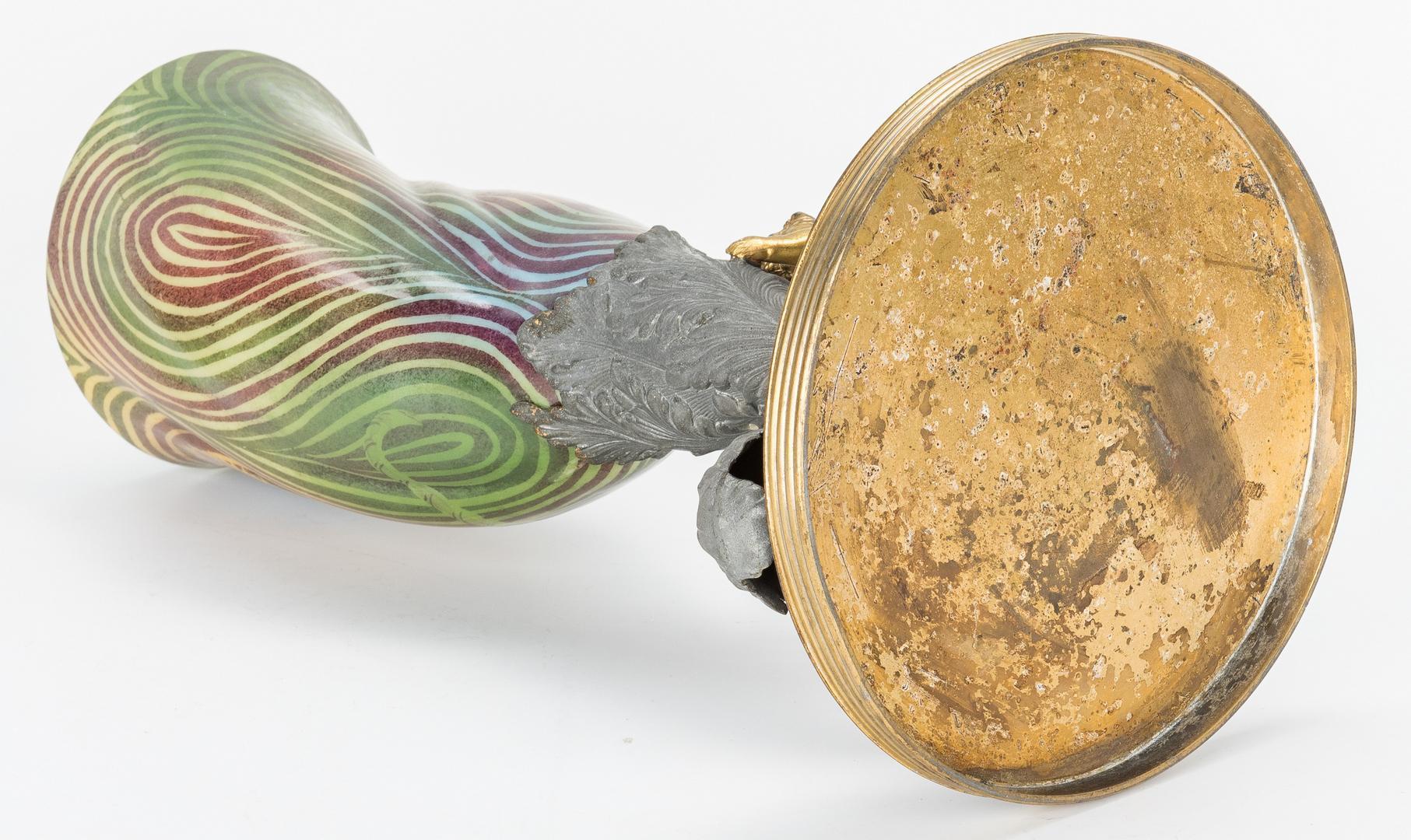 Lot 974 - 3 Decorative Items, incl. Art Nouveau, Arts and Crafts