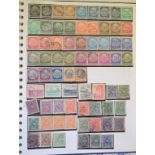 Assorted world stamps, including Germany, Hungary and Poland, in ten albums, and a thematic
