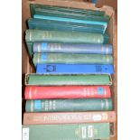 REVISED ESTIMATE: Assorted stamps, mostly British Commonwealth, in fourteen albums/stock books (box)