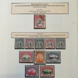 A group of Pakistan Bahawalpur stamps, 1945-49 complete collection mint and used with all better