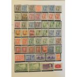 An album of 20th century Chinese stamps, and a group of Russian stamps, in three albums (4)