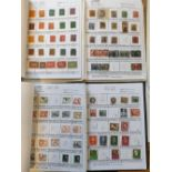 A group of German stamps, first issues to 1950s, a dealer's stock in five large approval books all