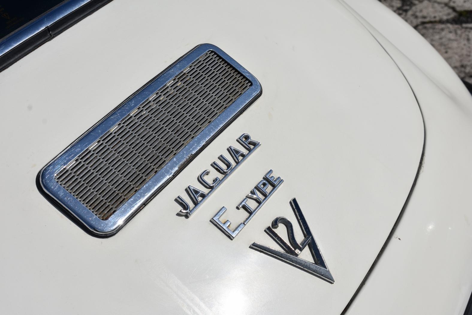 Lot 27 - A 1971 LHD Jaguar E-Type Series III