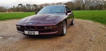 A 1997 BMW 840 Ci