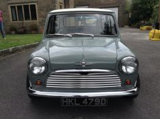 A 1965 Morris Cooper