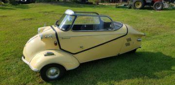 A 1959 Messerschmitt KR 200
