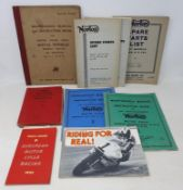 Assorted magazines, books and booklets, including Royal Enfield Made like a gun (A Proud War