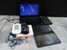 LD TECHNOLOGY PORTABLE RENUA MEDICAL ELECTRO INTERSTIAL SCAN SYSTEM/STRATEGIC SCREENING SYSTEM TO IN