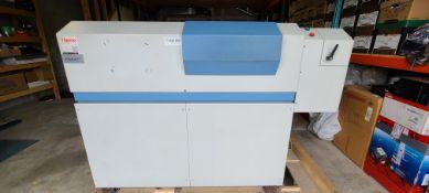 Thermo Fisher Scientific OE Spectrometer, model ARL3460, s/n.6574