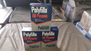 (LOT FOR THURSDAY 28TH MAY AUCTION 12 NOON) TRAVIS PERKINS TRADE LOT ON A PALLET - IE. 234 X
