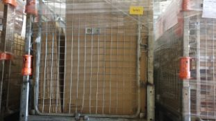 (LOT FOR THURSDAY 28TH MAY AUCTION 12 NOON) B & Q TRADE LOT IN METAL PALLET CAGE (NOT INC IN