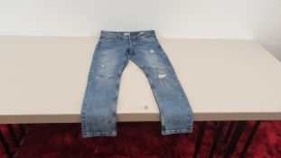 15 X BRAND NEW ONLY AND SONS DENIM JEANS IN VARIOUS SIZES