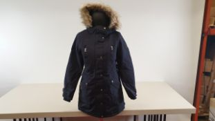 6 X BRAND NEW VERO MODA PARKERS WITH FUR HOOD IN VARIOUS SIZES