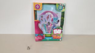 156 X BRAND NEW DREAM WORK TROLLS ACTIVITY PACK, INCLUDES 60 PAGE ACTIVITY FOLDER, 4 MARKERS, 2