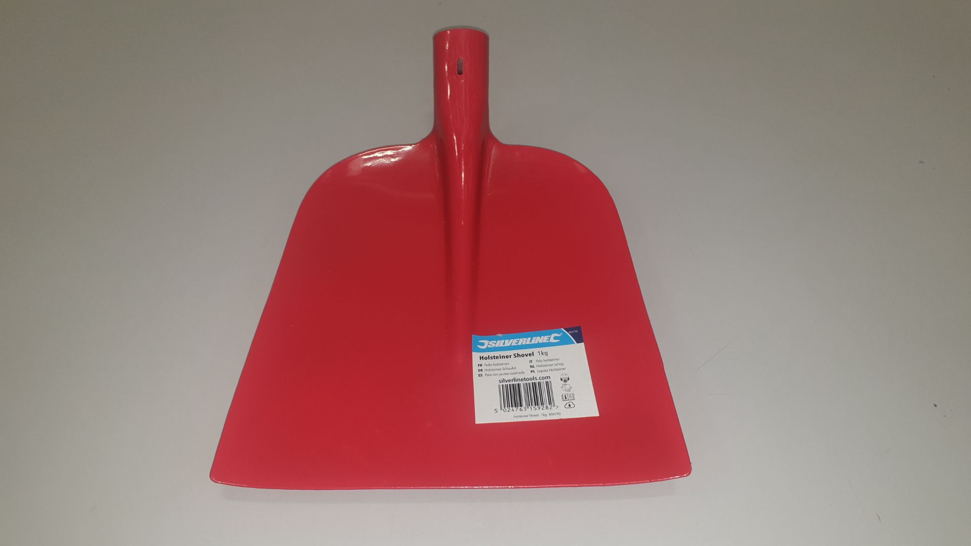 Lot 318 - 60 X BRAND NEW SILVERLINE CONTRACTORS HOLSTEINERSHOVEL 1KG (PROD CODE 804790) TRADE PRICE £5.06 EACH
