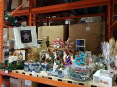 APPROX 160 PIECE ASSORTED BRAND NEW PREMIER CHRISTMAS LOT CONTAINING MICRO BRIGHTS CLUSTER MULTI