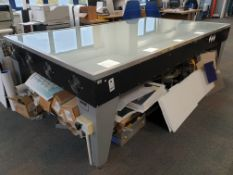 NATGRAPH LIGHT BOX TABLE UNIT 10' X 5' SLT SPEC, SERIAL NO. 73058, YR 2005