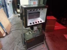 NATGRAPH SHTLS-E EXPOSURE LAMP 8KW, SERIAL NO. 635-00-3