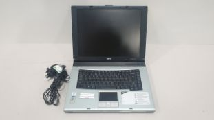 ACER TRAVELMATE 2300 LAPTOP WINDOWS VISTA NOT ACTIVATED INCLUDES CHARGER