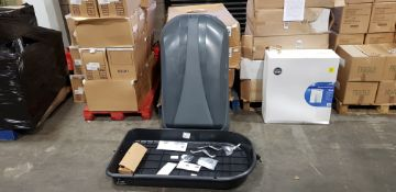 1 X BRAND NEW MODENA 2000 ROOF BOX - CCELI323