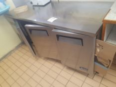 Atosa stainless steel cold cupboard