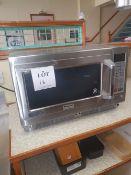 Panasonic NE-C1275 multi functional microwave