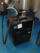 A Hallamshire remote chiller unit (Note cooling fluids must be safely removed together with this