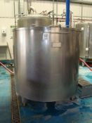 A Moeschle mash tun Serial number 21204