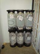 Six KeyKeg 20 litre kegs