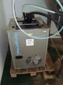 A Polar Flow PF7 remote chiller Serial number 06A0408RM0554 (Note cooling fluids must be safely