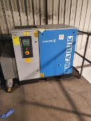 Mark MSB22 8 bar package air compressor 2012 (This compressor is at an elevated height. There is