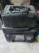 3 - various computer printers