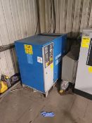 Mark MSA 15kw 8 bar packaged air compressor 2003 (This compressor is at an elevated height. There is