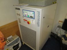 Lauda Type 1040SP Ultracool Chiller Unit, Serial No.53406, Manufactured 06/2012