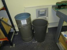 2x Waste Bins