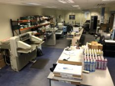 Online Auction of Digital Print Solutions (Scotland) Limited