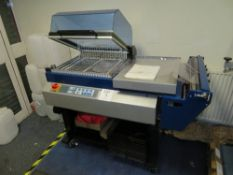 Heat Shrink Wrapping Machine Model EKH-455 A3 , Serial Number H1610030370, Date 10/2016