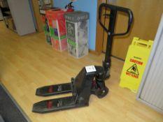 Manual Hydraulic Mini Pallet Truck