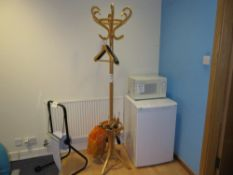Cane Coat & Hat Stand
